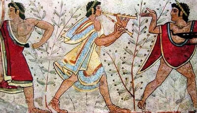 Etruschi tra Storia e Mito